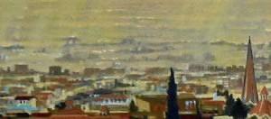 El Dorado : Oleo sobre tela : 30 x 180 cms